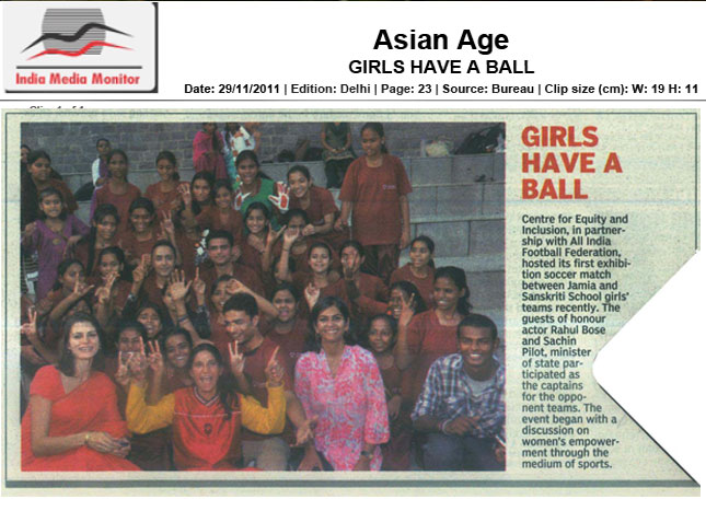Delhi Age 29th Nov 2011