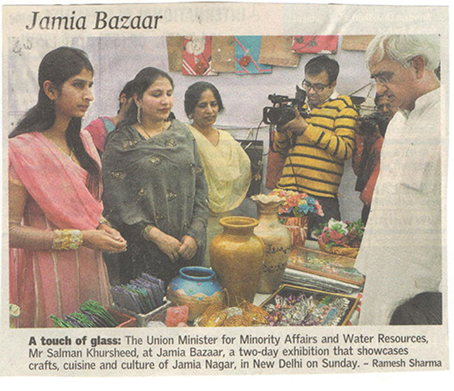 Jamia Bazaar 2011 article 05