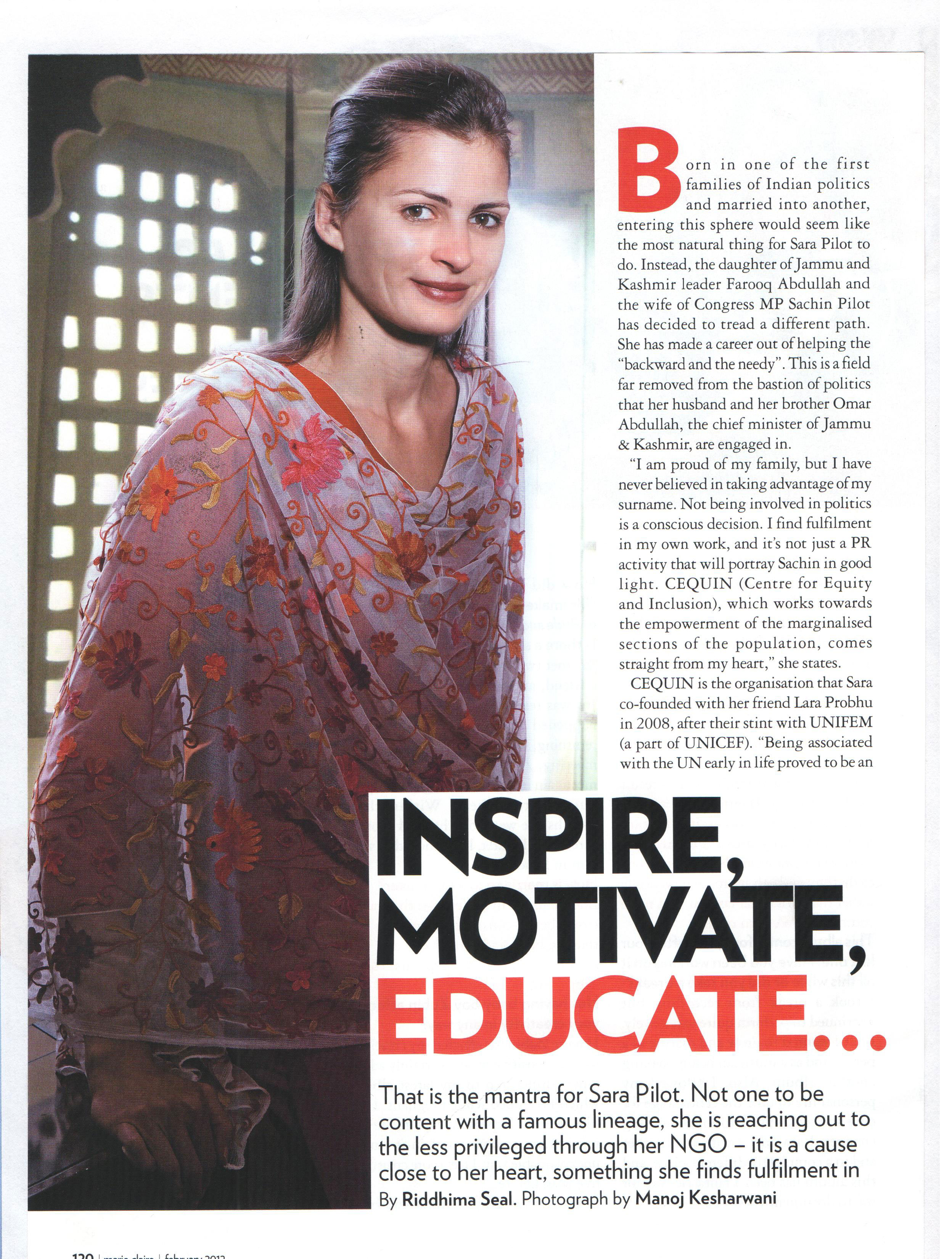 Marie Claire-Magazine